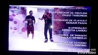 Kid Mc e Dji Tafinha - Resgate Cultural video oficial no Tarde é Nossa (TV Zimbo)