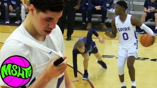 LaMelo Ball BREAKS HIS FINGER - Can Spire Win???  First Home Game of the Year