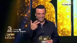 تحدي مواويل وعتابا بين حسام جنيد و بريجيت ياغي في حرب النجوم 2017