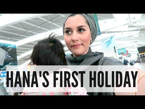 HANA'S FIRST HOLIDAY