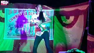 Item girl song live open stage performance