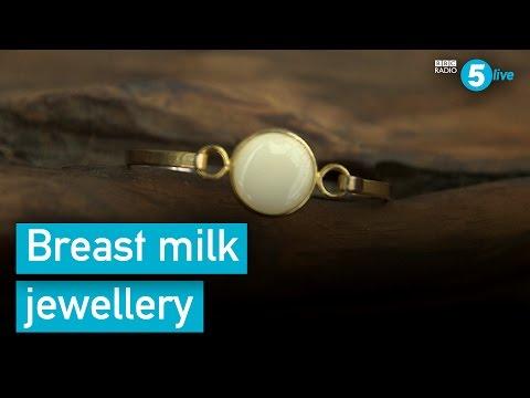 Xxx Mp4 The Mums Turning Their Breast Milk Into Jewellery 3gp Sex