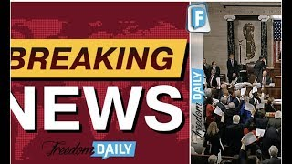 """BREAKING! 50 CONGRESSIONAL MEMBERS QUITTING AFTER SICK """"MEGASTORY"""" EXPOSES THEM!"""