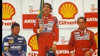 Formula 1 - Grande Premio do Brasil 1991 Audio Globo