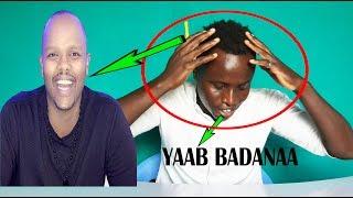 DJ ZUBER IYO FADEEXADII QABSATAY | LII LIVE OO SI LAYAAB LEH UGA HADLAY
