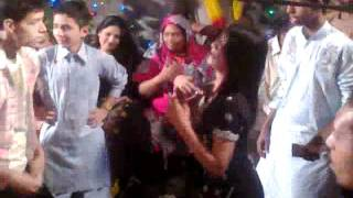 Sharjeel Mahandi Mujra Song