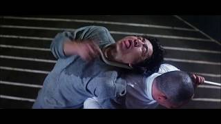 The Big Brawl movie clip Jackie and Mako 1