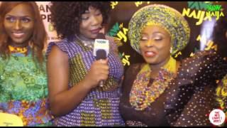 Watch Bobrisky and Lolo1 at Oga Madam Live Season 5