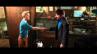 The Adventures of TinTin: The Secret of the Unicorn - Nieuwste trailer