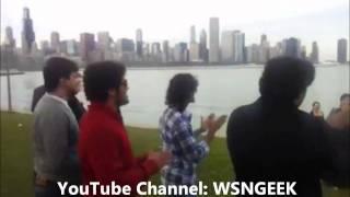 سعوديين حاضرين زواج أمريكان - Saudis at American Wedding