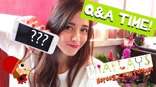 NOROOZ COUNTDOWN day 5 - Q&A TIME    وقت سوال جوابه!