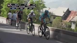 2016 Giro d'Italia stage 19 highlights