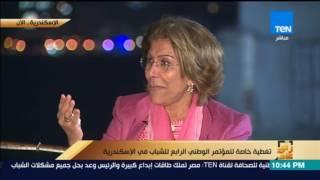 رأي عام| فريدة الشوباشي: لم أر تفاعل بين المواطنين والرئيس منذ جمال عبدالناصر إلا في عهد السيسي