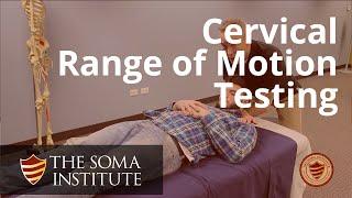 Cervical ROM Testing