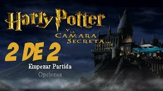 HARRY POTTER Y LA CÁMARA SECRETA [2/2]