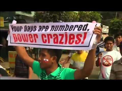 မြန်မာအမျိုးသားရေးဝါဒီများကရိုဟင်á
