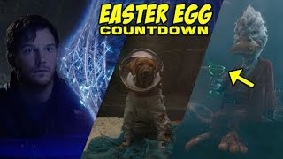 Guardians of the Galaxy - Easter Egg Countdown