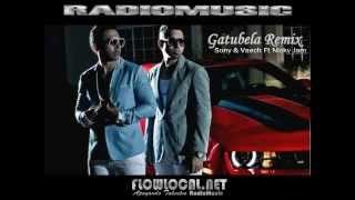 Sonny y Vaech Ft Nicky Jam - Gatubela Official Remix