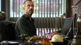 House MD funny moment season 6