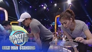 The Nutstacker | Minute To Win It - Last Duo Standing