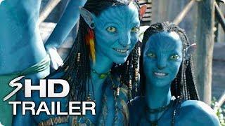"AVATAR 2 - Teaser Trailer Concept (2020) ""Return to Pandora"" Zoe Saldana Movie"