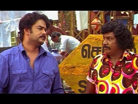 Sundar C harasses Vadivelu - Nagaram