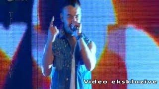 X Factor Albania - Celebrity Guest - Ardian Bujupi