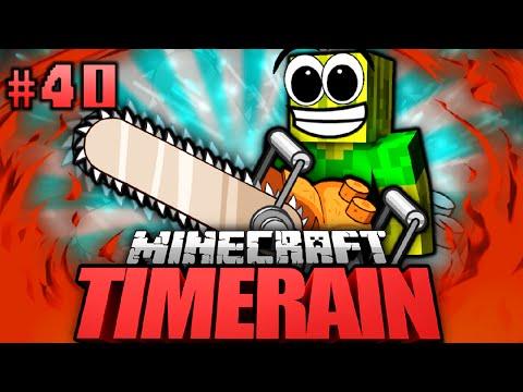 MEGA KETTENSÄGE XXL Minecraft Timerain DeutschHD YTPak - Minecraft timerain spielen