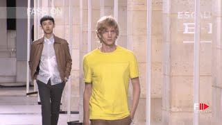 HERMES Menswear Spring Summer 2017 Paris by Fashion Channel