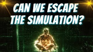 Can We ESCAPE The SIMULATION? - Breaking FREE Of The MATRIX [2019]