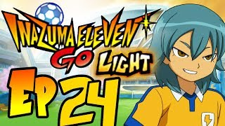 Inazuma Eleven GO Light Walkthrough Episode 24 - vs Golden Oldies, Aitor