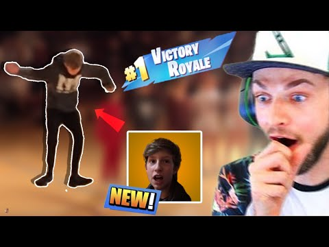 Xxx Mp4 Kid Does Fortnite Dances In Front Of Whole School 3gp Sex