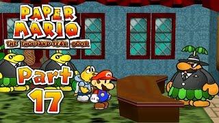 Paper Mario: The Thousand-Year Door - Part 17: The Names Don Pianta!