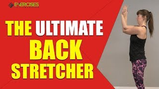The Ultimate Back Stretcher