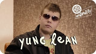 Yung Lean x MONTREALITY ⌁ Interview
