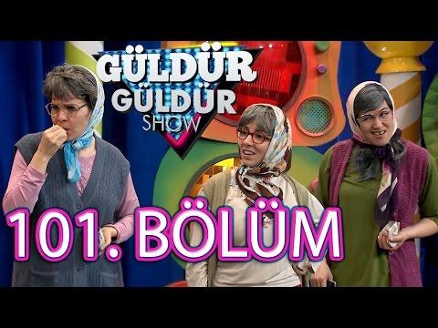 watch Güldür Güldür Show 101. Bölüm Tek Parça FULL HD (18 Mart Cuma)