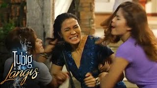Tubig at Langis: Lucy and Emma send Clara out of their house