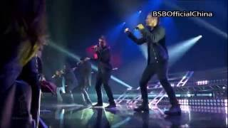Backstreet Boys Everybody & Larger Than Life (Live at Honda Stage 2016)