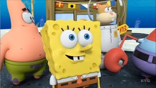 SpongeBob HeroPants - Ending [HD]