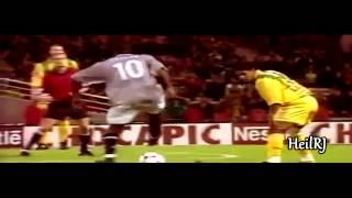 jay jay Okocha, the Magician   best skills an goals