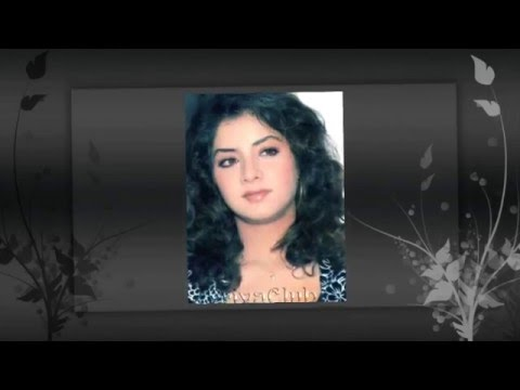 Lovely Divya Bharti photos with song