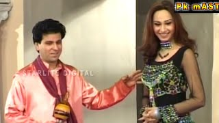 Best Of Tariq Teddy and Deedar Stage Drama Full Comedy Funny Clip