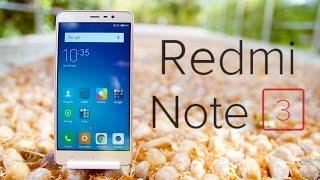 Xiaomi Redmi Note 3 Pro Review - Snapdragon 650 Inside!