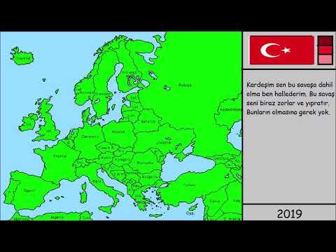 Alternatif Avrupa Geleceği: 1.Bölüm Ermeniler Dersini Aldı!