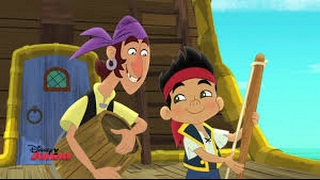 Jake and The NeverLand Pirates - Cartoon For kids - Disney Junior New 2017