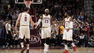 Cleveland Cavaliers Top 10 Plays of the 2014-15 Season