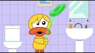 Lave suas mãos  + 10 Minutos de Musica infantil educativa com Os Amiguinhos