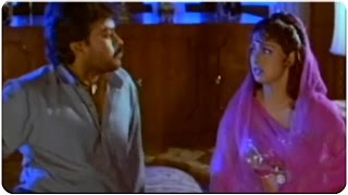 Chiranjeevi Hilarious Comedy || Jagadeka Veerudu Atiloka Sundari Movie