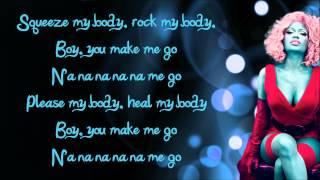 Nicki Minaj - Whip It Lyrics Video