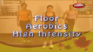 Floor Aerobics Fitness in Tamil | Aerobic Dance Workout | Aerobics for beginners
